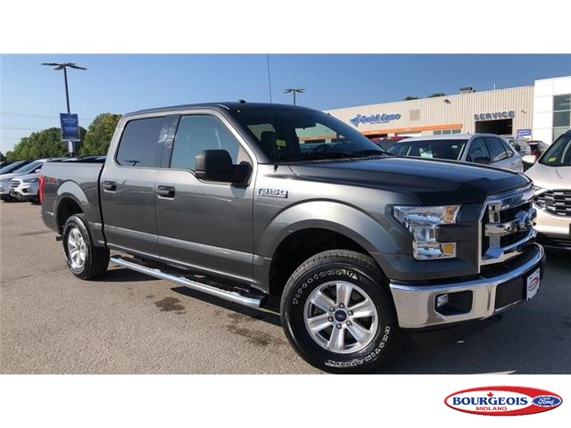 2016 Ford F-150 XLT (Stk: 19T1005A) in Midland - Image 1 of 15