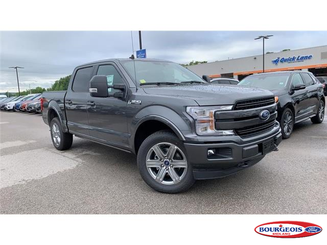 2019 Ford F-150 Lariat (Stk: 19T1089) in Midland - Image 1 of 21