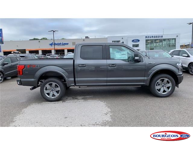 2019 Ford F-150 Lariat (Stk: 19T1089) in Midland - Image 2 of 21