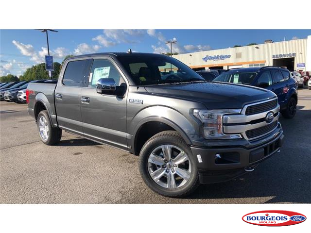 2019 Ford F-150 Platinum (Stk: 19T1140) in Midland - Image 1 of 26