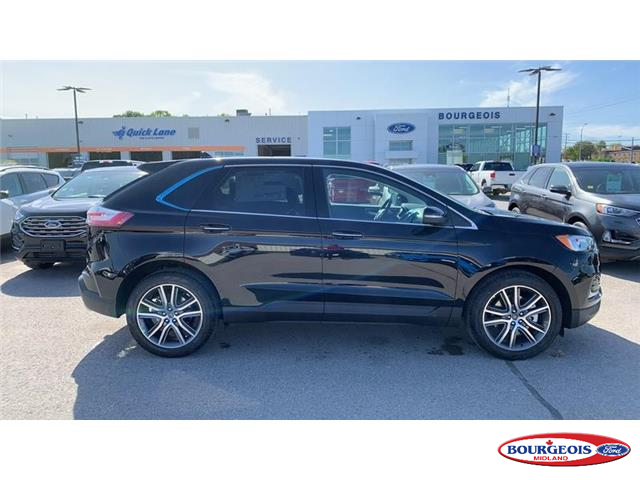 2019 Ford Edge Titanium (Stk: 19T1184) in Midland - Image 2 of 18