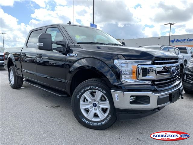 2019 Ford F-150 XLT (Stk: 19T1195) in Midland - Image 1 of 14