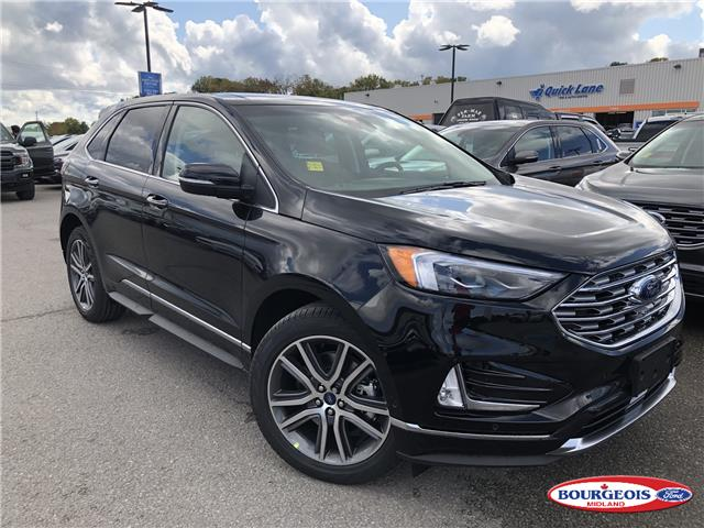 2019 Ford Edge Titanium (Stk: 19T1217) in Midland - Image 1 of 20