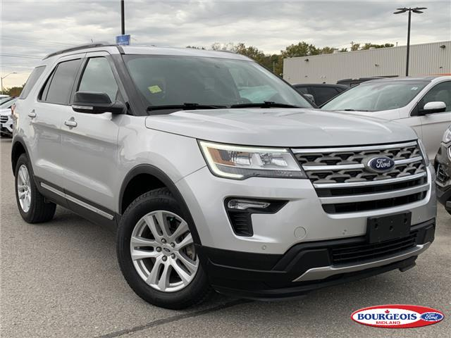 2018 Ford Explorer XLT (Stk: 19T974A) in Midland - Image 1 of 15