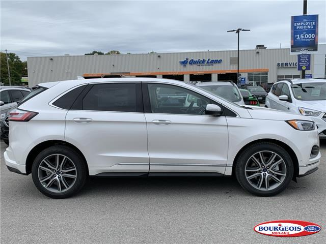 2019 Ford Edge Titanium (Stk: 19T1145) in Midland - Image 2 of 17