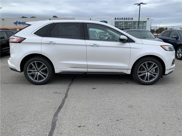 2019 Ford Edge Titanium (Stk: 19T1212) in Midland - Image 2 of 20
