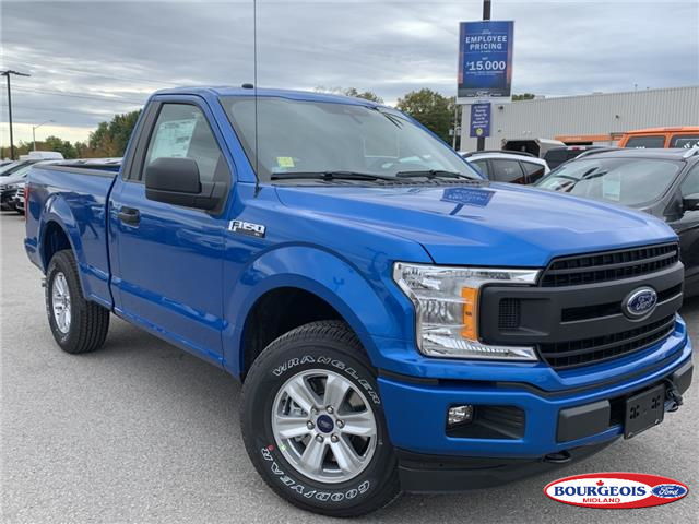 2019 Ford F-150 XL (Stk: 19T1235) in Midland - Image 1 of 11