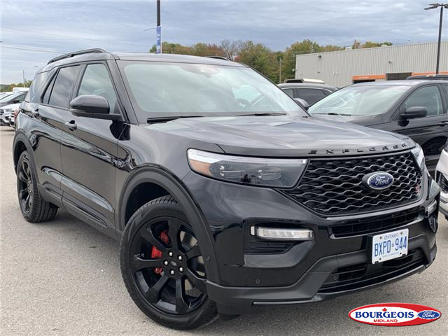 2020 Ford Explorer ST (Stk: 0020T4) in Midland - Image 1 of 23