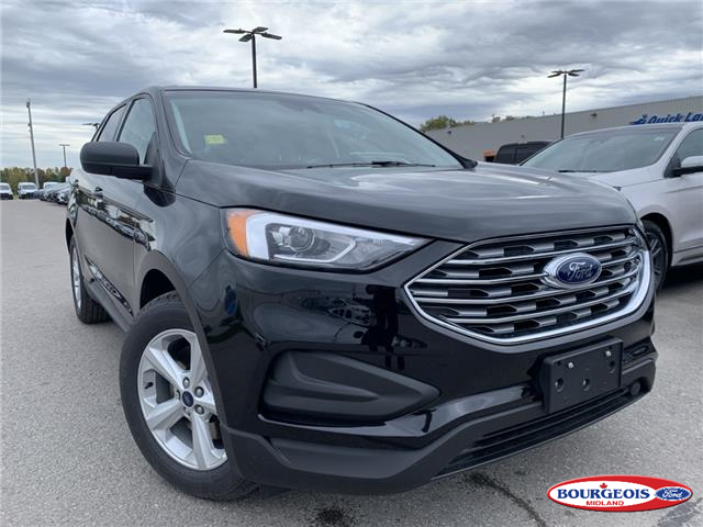2019 Ford Edge Titanium (Stk: 19T1184) in Midland - Image 1 of 18