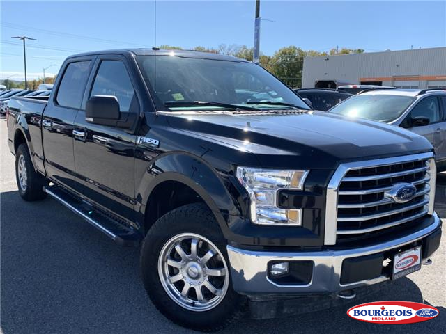 2017 Ford F-150 XLT (Stk: 0995PT) in Midland - Image 1 of 15