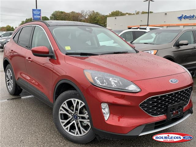 2020 Ford Escape SEL (Stk: 020T10) in Midland - Image 1 of 16