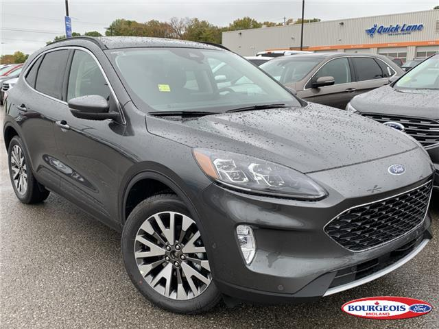 2020 Ford Escape Titanium (Stk: 0020T8) in Midland - Image 1 of 17