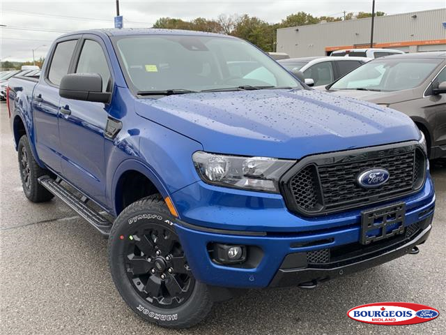 2019 Ford Ranger XLT (Stk: 19RT37) in Midland - Image 1 of 14