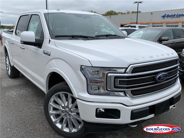 2019 Ford F-150 Limited (Stk: 19T1128) in Midland - Image 1 of 20