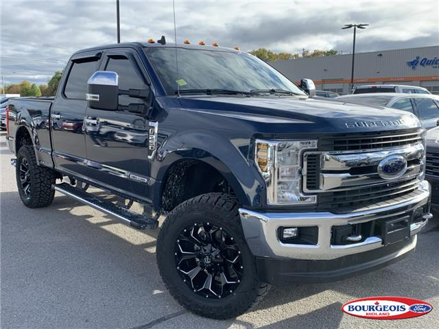 2019 Ford F-250 XLT (Stk: 19T400) in Midland - Image 1 of 16