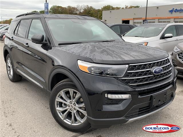 2020 Ford Explorer XLT (Stk: 020T11) in Midland - Image 1 of 24