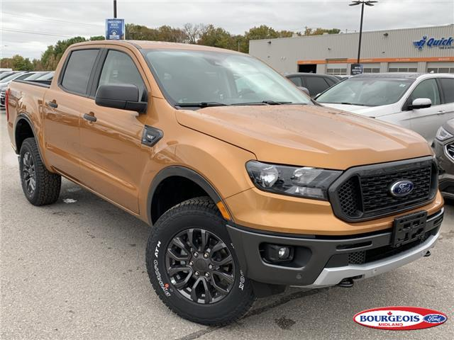 2019 Ford Ranger XLT (Stk: 19RT35) in Midland - Image 1 of 16