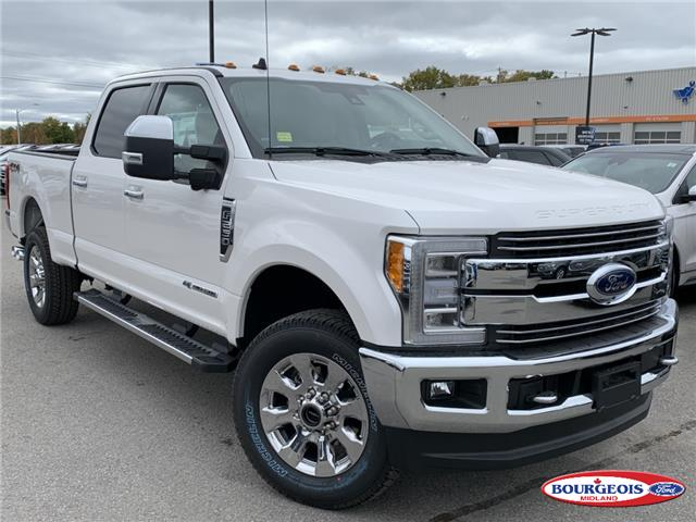 2019 Ford F-250 Lariat (Stk: 19T1272) in Midland - Image 1 of 19