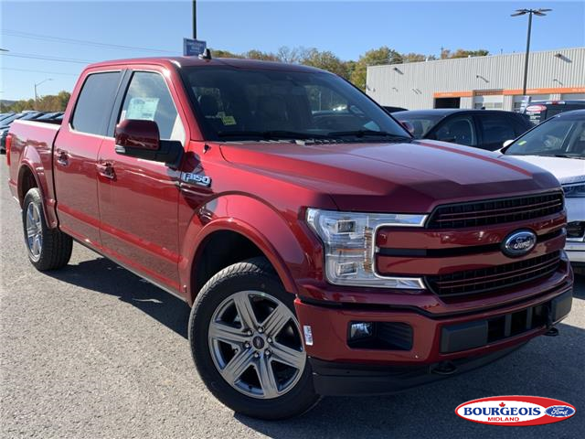 2019 Ford F-150 Lariat (Stk: 19T1289) in Midland - Image 1 of 18