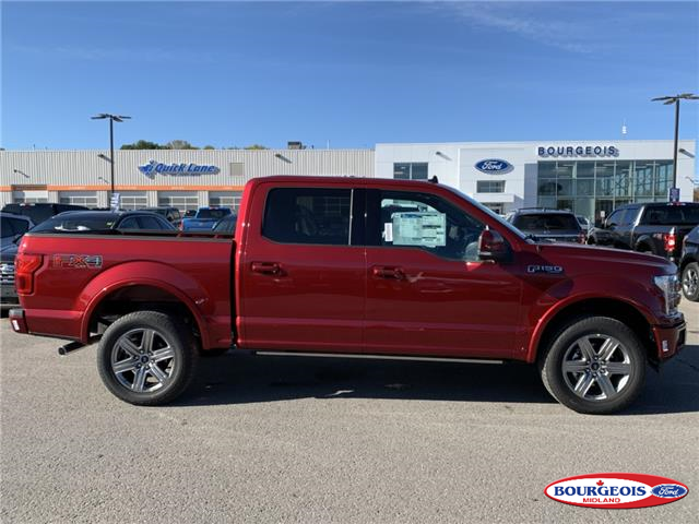 2019 Ford F-150 Lariat (Stk: 19T1289) in Midland - Image 2 of 18