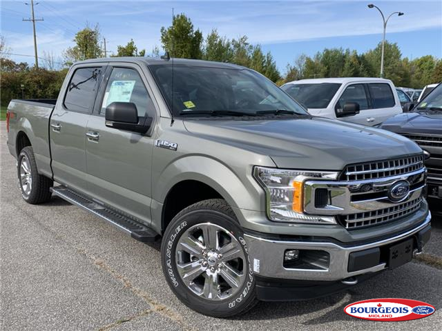 2019 Ford F-150 XLT (Stk: 19T1239) in Midland - Image 1 of 16