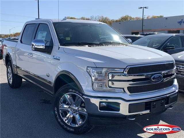 2019 Ford F-150 King Ranch (Stk: 19T1298) in Midland - Image 1 of 20
