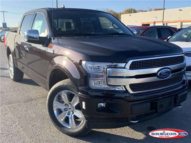 2019 Ford F-150 Platinum (Stk: 19T1294) in Midland - Image 1 of 21