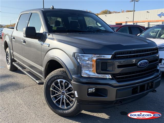 2019 Ford F-150 XLT (Stk: 19T1302) in Midland - Image 1 of 18