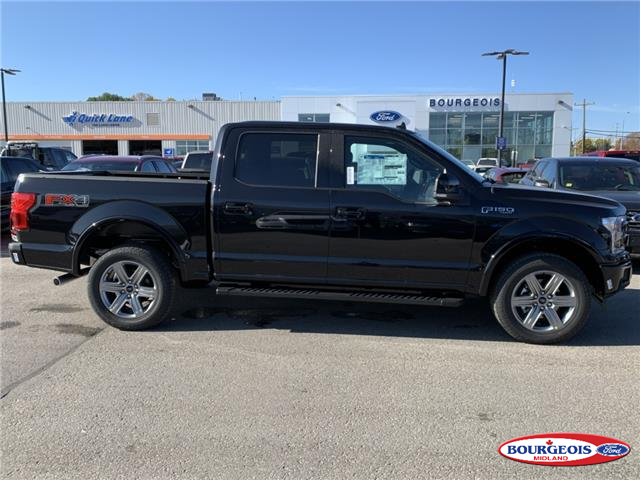 2019 Ford F-150 Lariat (Stk: 19T1299) in Midland - Image 2 of 19