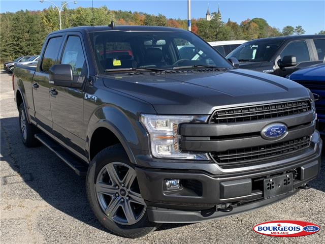 2019 Ford F-150 Lariat (Stk: 19T1297) in Midland - Image 1 of 18