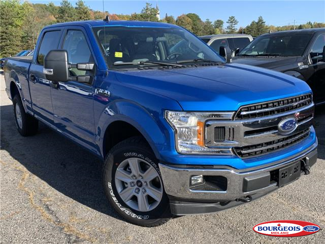 2019 Ford F-150 XLT (Stk: 19T1155) in Midland - Image 1 of 14