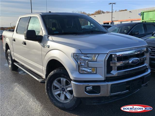 2016 Ford F-150 XLT (Stk: 19T1138A) in Midland - Image 1 of 14