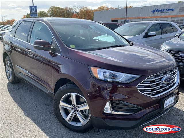 2019 Ford Edge SEL (Stk: 19T101) in Midland - Image 1 of 18