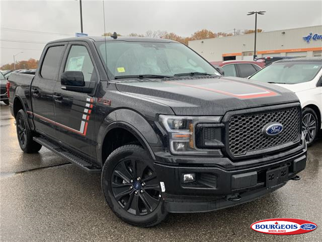 2019 Ford F-150 Lariat (Stk: 19T1292) in Midland - Image 1 of 10