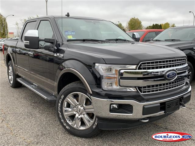 2019 Ford F-150 Lariat (Stk: 19T1076) in Midland - Image 1 of 17