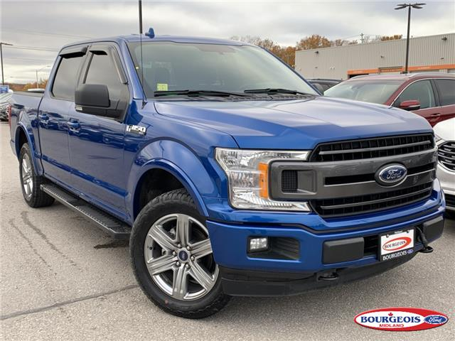 2018 Ford F-150 XLT (Stk: 19T1258A) in Midland - Image 1 of 18
