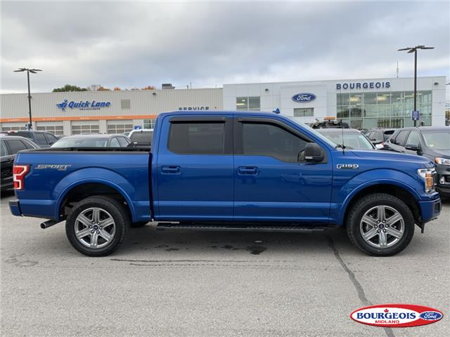 2018 Ford F-150 XLT (Stk: 19T1258A) in Midland - Image 2 of 18