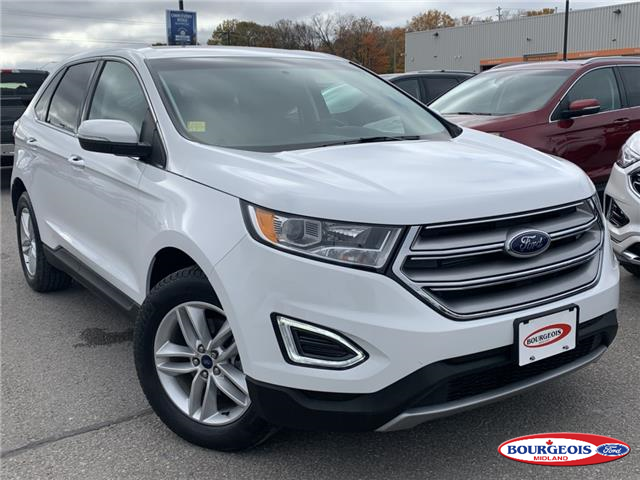 2018 Ford Edge SEL (Stk: 19T1202A) in Midland - Image 1 of 14