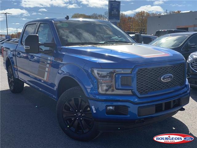 2020 Ford F-150 Lariat (Stk: 020T20) in Midland - Image 1 of 20