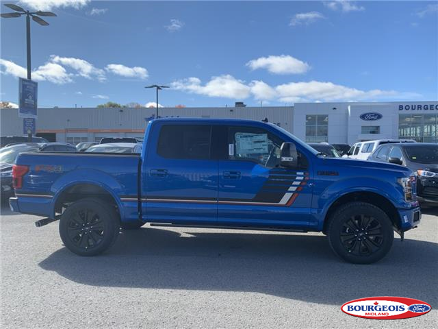 2020 Ford F-150 Lariat (Stk: 020T20) in Midland - Image 2 of 20