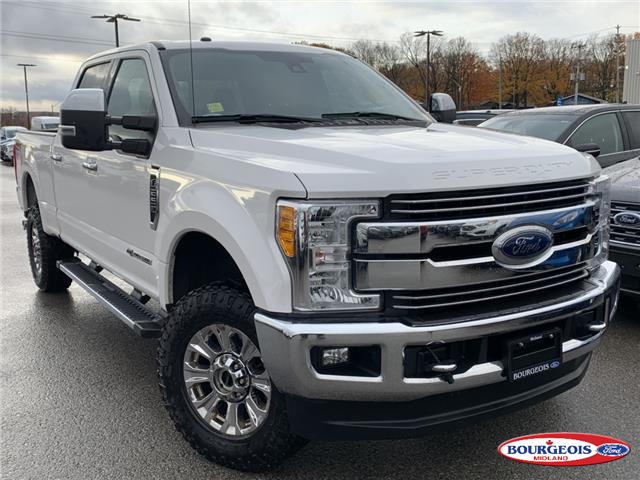 2017 Ford F-250 Lariat (Stk: 19T653A) in Midland - Image 1 of 9
