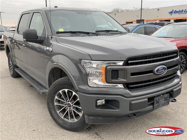 2018 Ford F-150 XLT (Stk: 19T368A) in Midland - Image 1 of 14