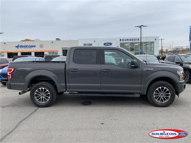 2018 Ford F-150 XLT (Stk: 19T368A) in Midland - Image 2 of 14