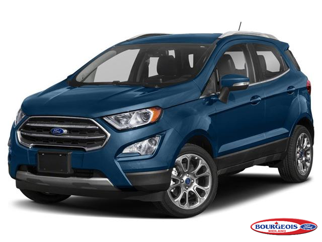 2020 Ford EcoSport S (Stk: 020T47) in Midland - Image 1 of 9