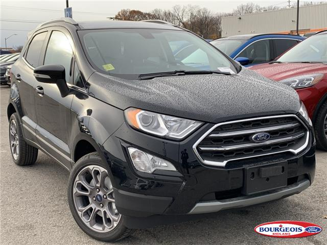 2019 Ford EcoSport Titanium (Stk: 19T1349) in Midland - Image 1 of 15
