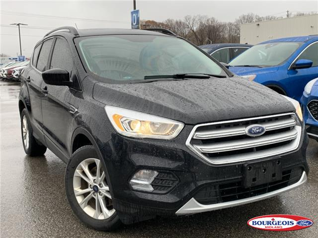 2017 Ford Escape SE (Stk: 19T1070A) in Midland - Image 1 of 16