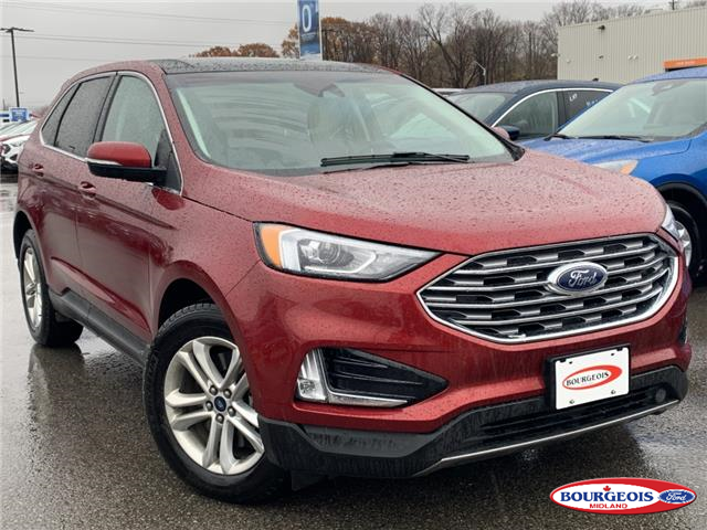 2019 Ford Edge SEL (Stk: 0023PT) in Midland - Image 1 of 18