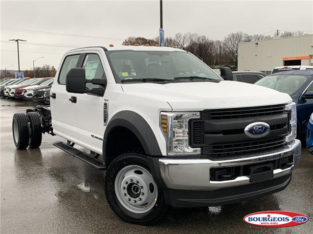 2019 Ford F-550 Chassis XL (Stk: 19T1368) in Midland - Image 1 of 13