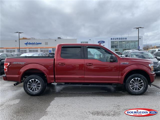 2018 Ford F-150 XLT (Stk: 19T231A) in Midland - Image 2 of 17