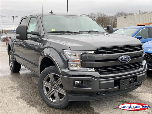 2020 Ford F-150 Lariat (Stk: 020T43) in Midland - Image 1 of 20